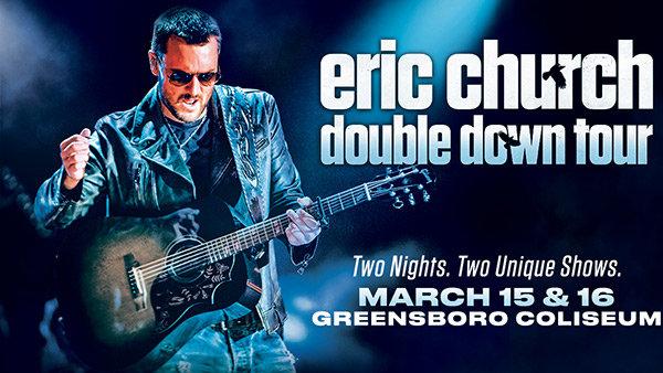None - Eric Church Double Down Tour