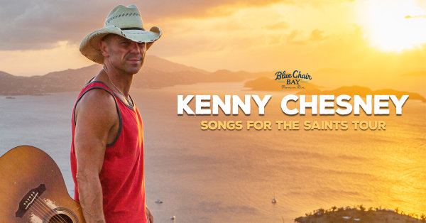 None -  Kenny Chesney Songs for the Saints Tour Tickets