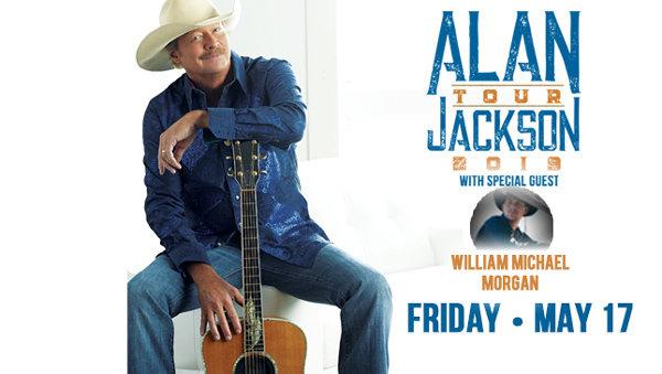 None - Alan Jackson Tour 2019 Tickets