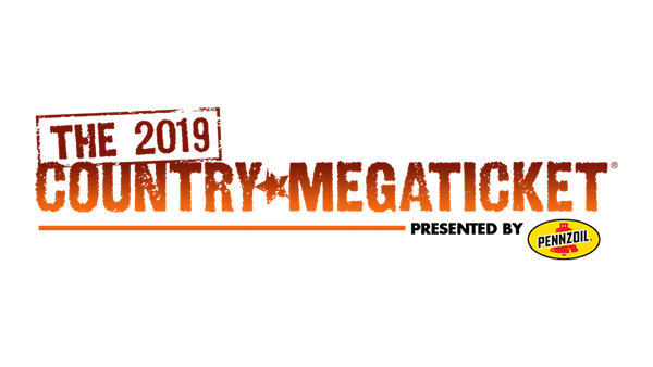 None -  2019 Country Megaticket Presented by Pennzoil