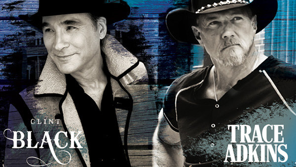 None -  Clint Black & Trace Adkins Hits, Hats, History Tour Tickets