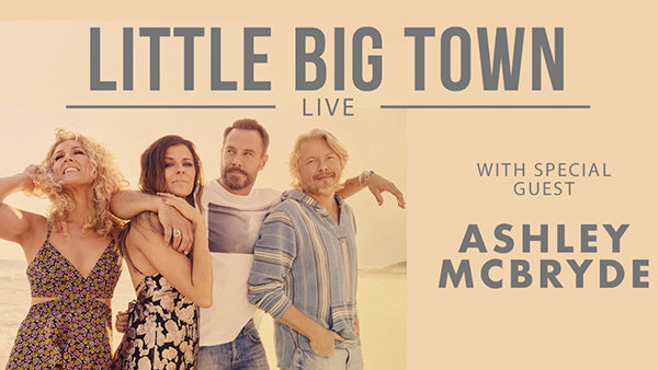 None -  Little Big Town Live Tour Tickets