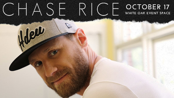 None - Chase Rice 'AM/PM' 2019 Tour