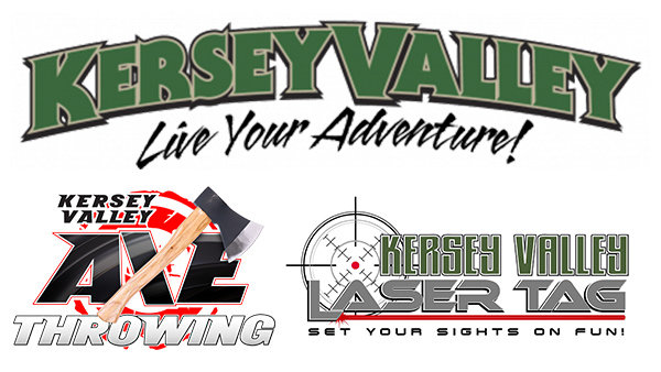 Kersey Valley Laser Tag and Axe Throwing