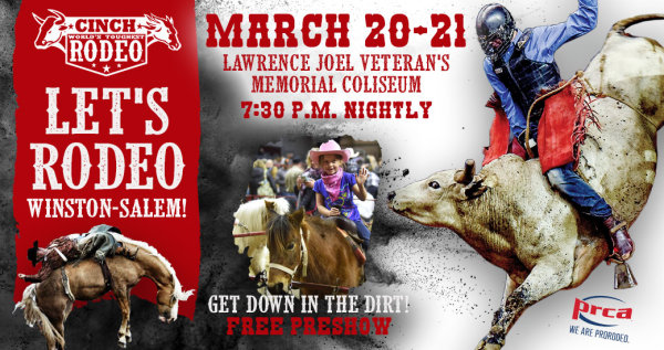 None - Cinch World's Toughest Rodeo Tickets