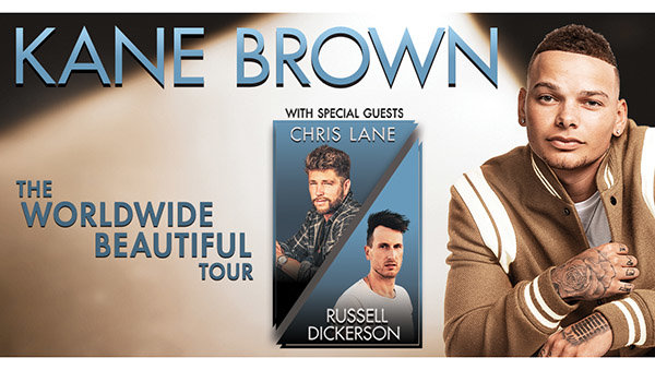None - Kane Brown The Worldwide Beautiful Tour Tickets