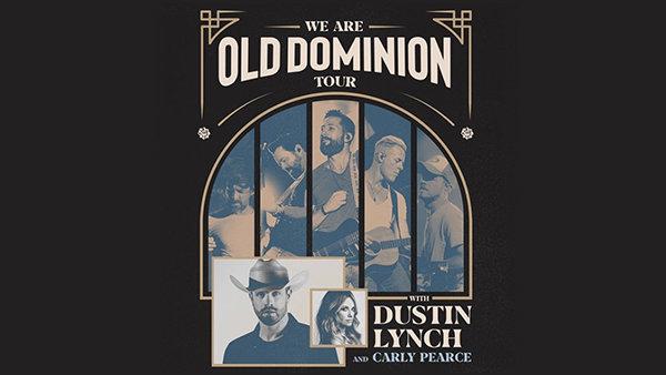 None - We Are Old Dominion Tour 2020