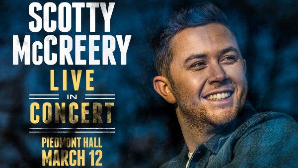 None - Win Scotty McCreery Tickets!