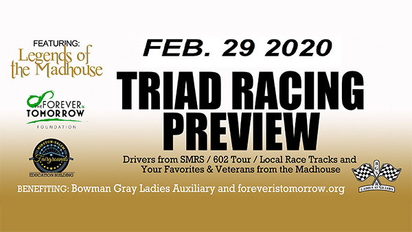 Bowman Gray Racing Preview Tickets