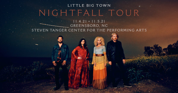 Little Big Town Nightfall Tour Tickets