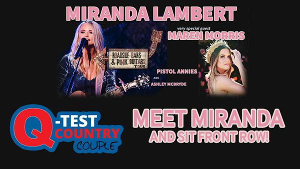 None - VOTE: Triad's Q-test Country Couple: Miranda Lambert