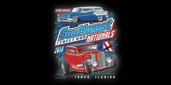 None - 2019 SOUTHEAST STREET ROD NATIONALS