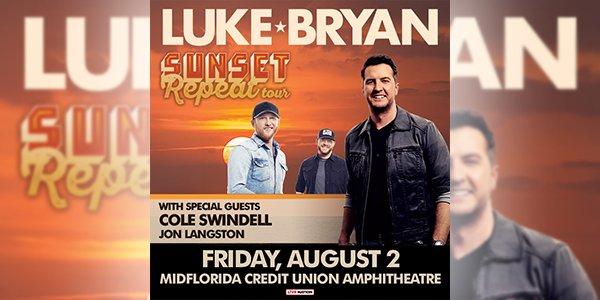 None - Luke Bryan: Sunset Repeat Tour