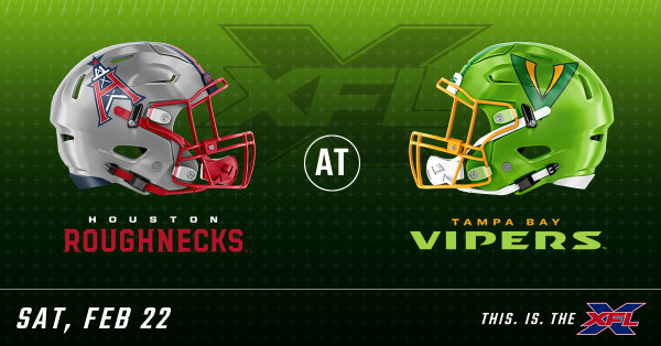 image for Tampa Bay Vipers Home Opener