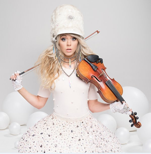 "None - Lindsey Stirling's ""Warmer in the Winter"" Christmas Tour 2019"