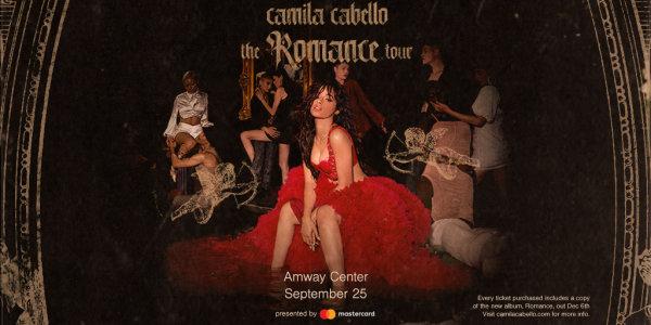 None - CAMILA CABELLO – THE ROMANCE TOUR