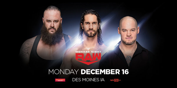 None - Win WWE RAW Tickets!