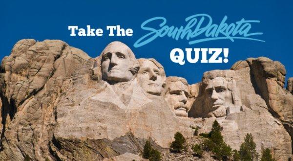 image for Take the South Dakota Tourism Quiz to win Gift Card $$ at Jordan Creek!