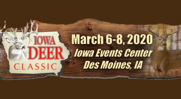 image for Win Tickets to the Iowa Deer Classic, a VIP Experience and a Youth Compound Bow!