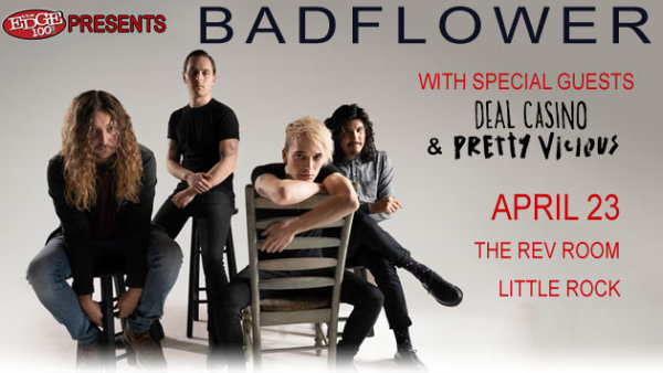 None - 100.3 The Edge presents Badflower!