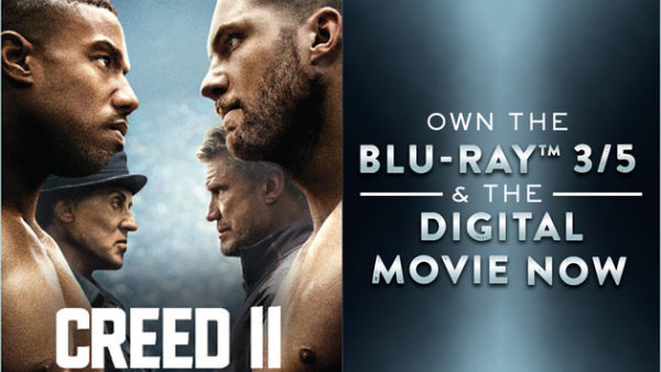 None - Creed II Movie Giveaway