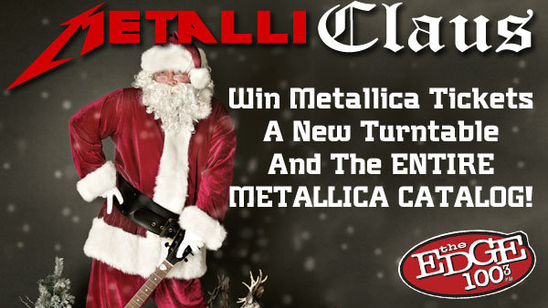 None - Metalli Claus Is Coming To Town