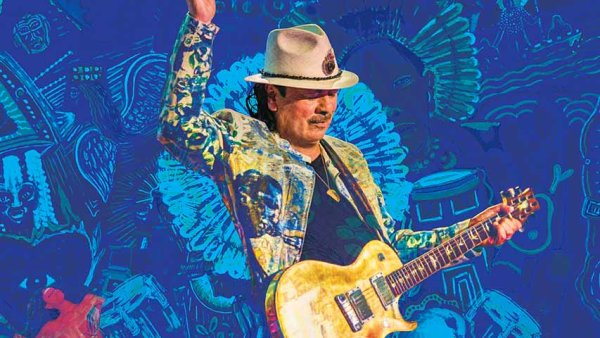 None - Santana Concert Tickets