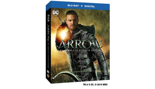None - Arrow: The Complete Seventh Season