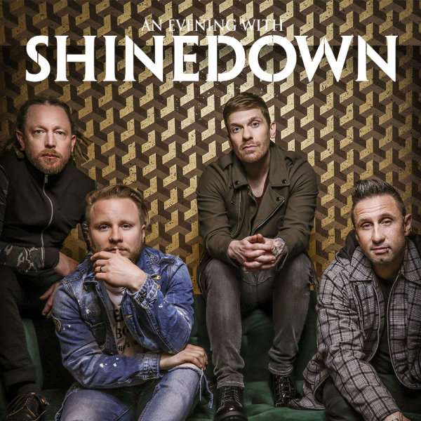 image for 100.3 The Edge presents An Evening With Shinedown