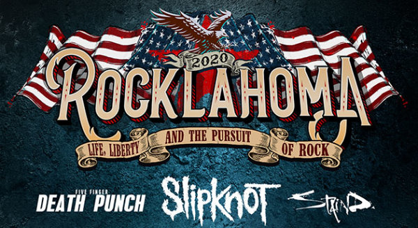 image for Win A Trip To Rocklahoma 2020