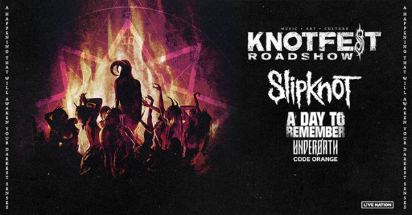 image for Win Knotfest Roadshow Tickets With 100.3 The Edge!