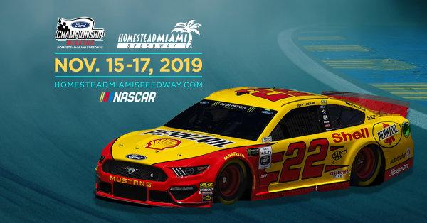 None - 2019 Ford EcoBost 200 & 300 Homestead-Miami Speedway!