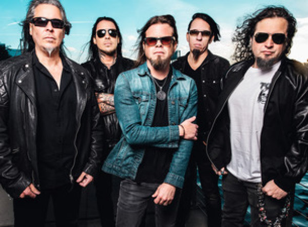 None - Win tickets to see Queensryche at MGM Northfield Park
