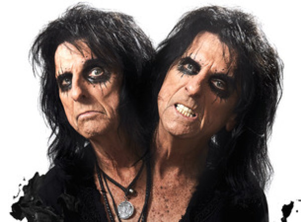 None - Win tickets to Alice Cooper!