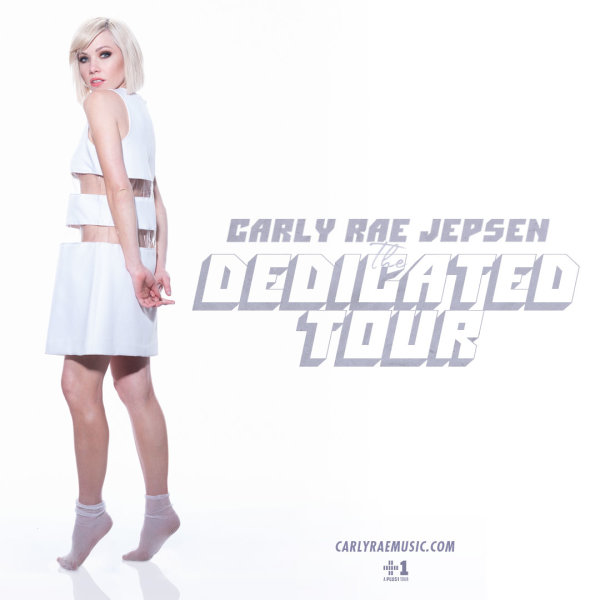None - Win Tickets To Carly Rae Jepsen!