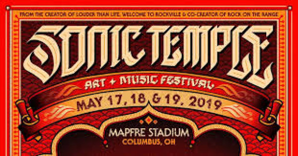 None - Win Weekend Passes To Sonic Temple!
