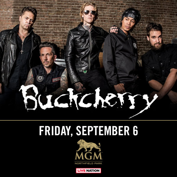 None - Win Tickets To Buckcherry!