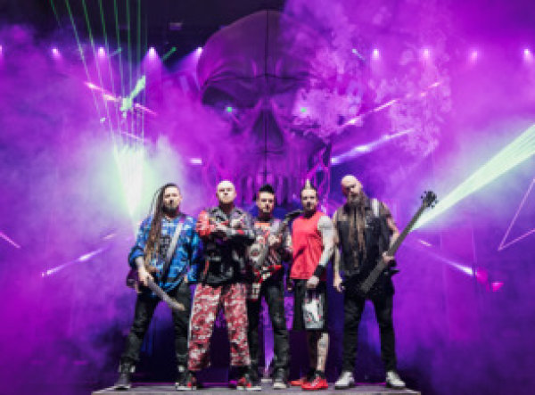 None - Win Tickets To Five Finger Death Punch!