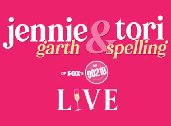 None - Win Tickets To Jennie Garth & Tori Spelling Live!