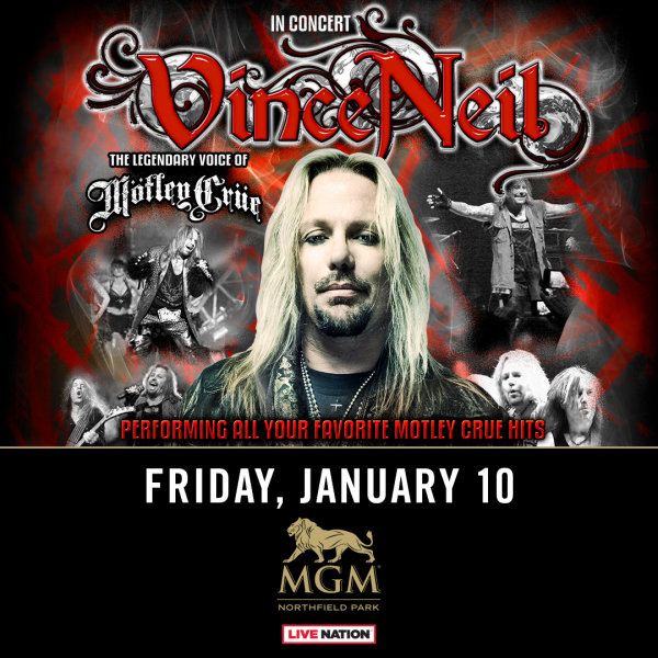 None - Win Vince Neil Tickets!