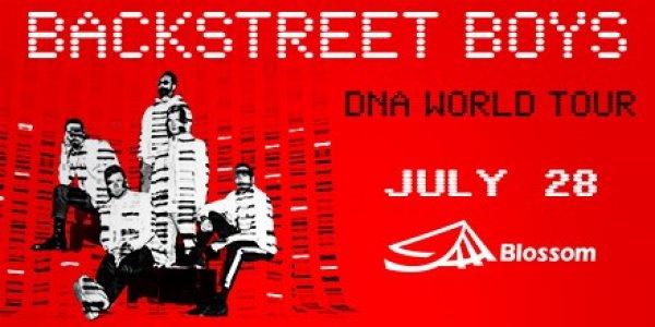 image for Win Backstreet Boy Tickets!