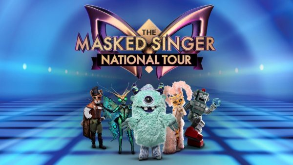 image for Win Tickets To The Masked Singer Tour!