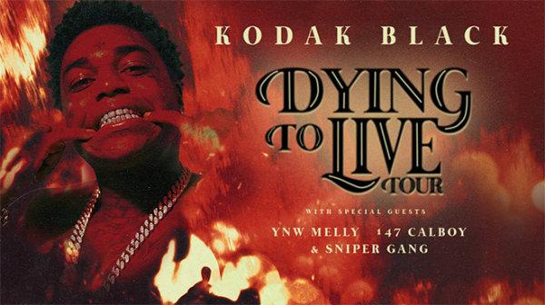 None - Kodak Black at Revention Music Center