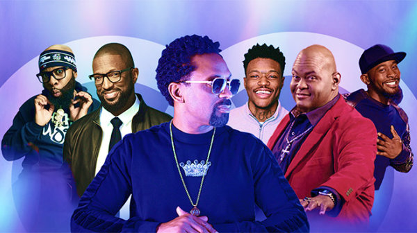 None -  Mike Epps and friends coming April 13