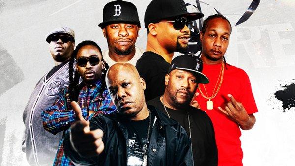 None - Hip-Hop stars in Houston