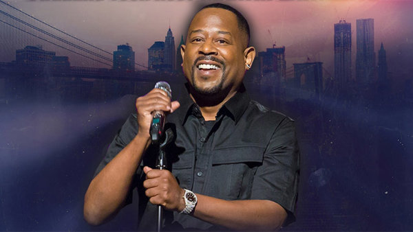 None - Martin Lawrence on tour