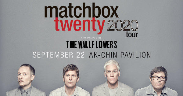 image for Win tickets to see Matchbox Twenty!