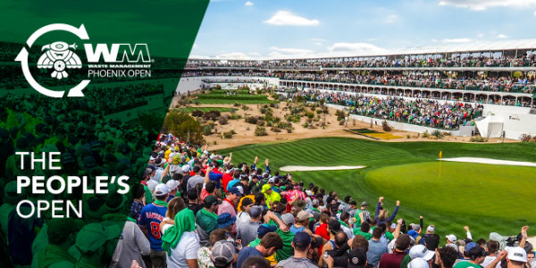 None - Win tickets to the 2020 Waste Management Phoenix Open!