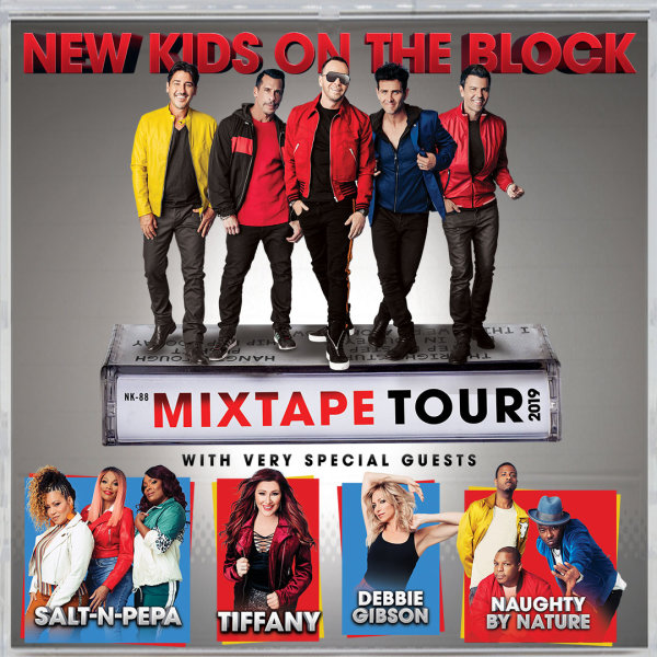 None - New Kids On The Block: The Mix Tape Tour, NOLA
