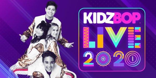 None - KIDZ BOP LIVE 2020 at Brandon Amphitheater